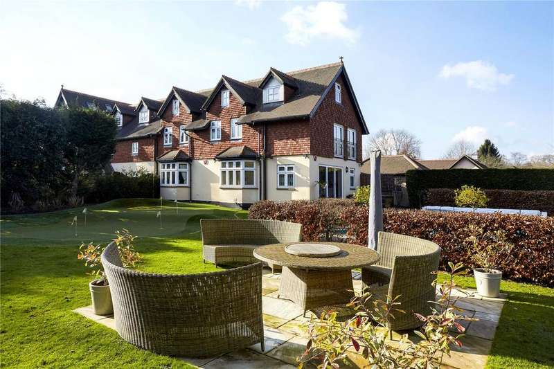 5 Bedrooms Unique Property for sale in Le Grand Chene, Tilburstow Hill Road, South Godstone, Godstone, RH9