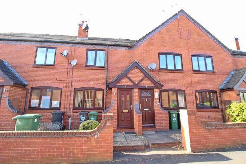 2 Bedrooms Terraced House for sale in Raglan Street, BARBOURNE