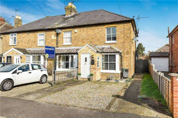 2 Bedrooms End Of Terrace House for sale in Alma Road, Eton Wick, Windsor