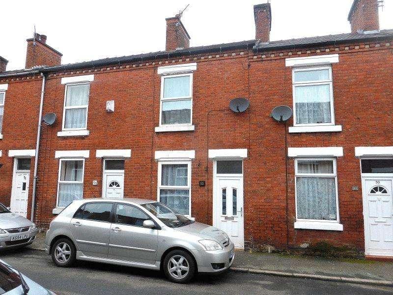 2 Bedrooms Terraced House for rent in Livingstone Street, Leek