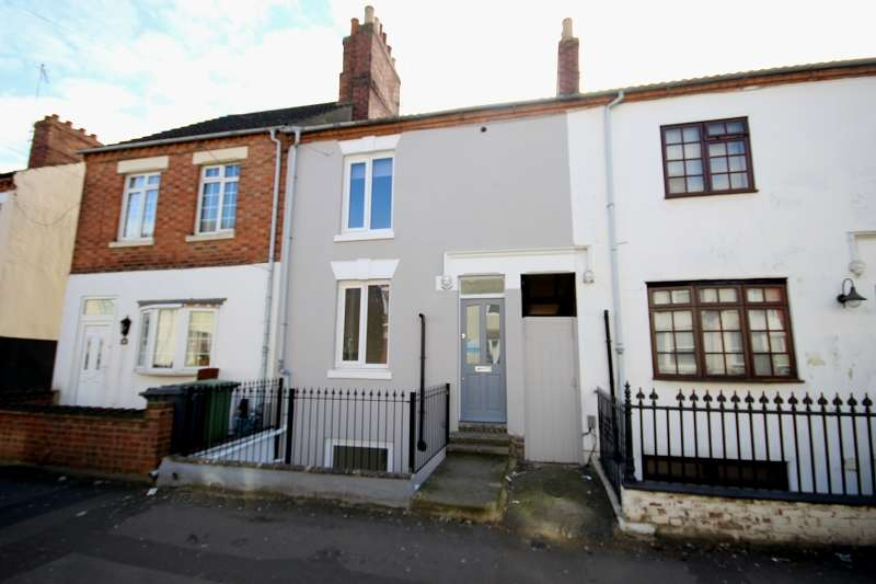 3 Bedrooms Terraced House for sale in Knox Road, Wellingborough, Northamptonshire. NN8 1HW