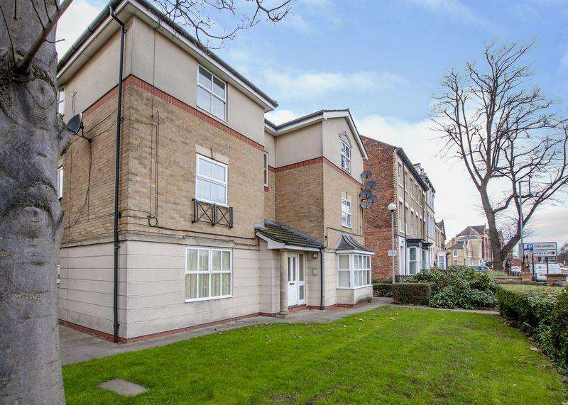 2 Bedrooms Flat for sale in Park Street, Kingston Upon Hull