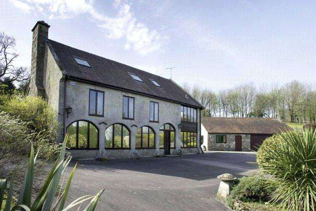 4 Bedrooms Equestrian Facility Character Property for sale in West Lane, Melbury Abbas, Shaftesbury, Dorset, SP7