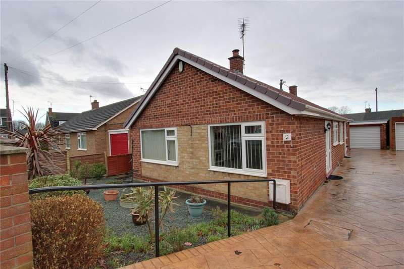 3 Bedrooms Detached Bungalow for sale in Oakdene Close, Normanby