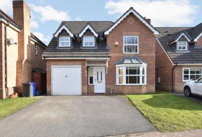 4 Bedrooms Detached House for sale in Clough Grove, Oughtibridge, Sheffield, South Yorkshire