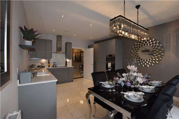 4 Bedrooms Property for sale in The Redlake, Mulberry Park, Combe Down, BATH, Somerset, BA2 5DR