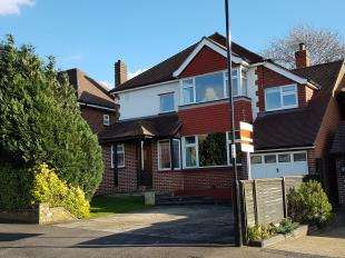5 Bedrooms Detached House for sale in Lime Meadow Avenue, Sanderstead, Surrey