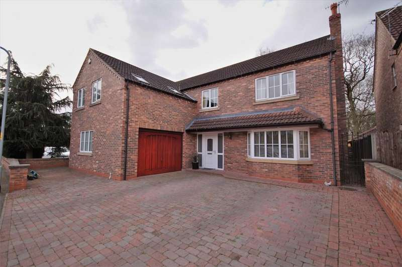 4 Bedrooms Detached House for sale in Ascot Way, North Hykeham