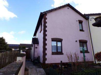 1 Bedroom End Of Terrace House for sale in Okehampton, Devon