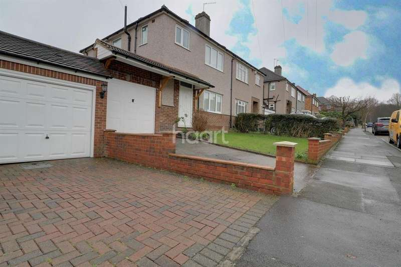 3 Bedrooms Semi Detached House for sale in Heath Rise, Bromley