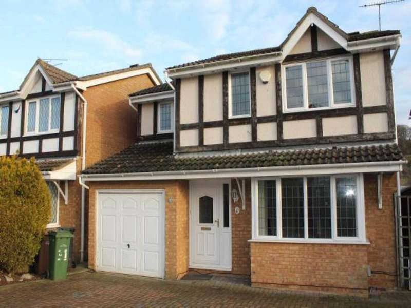 4 Bedrooms Detached House for rent in Kilmarnock Drive, Bedfordshire, Luton