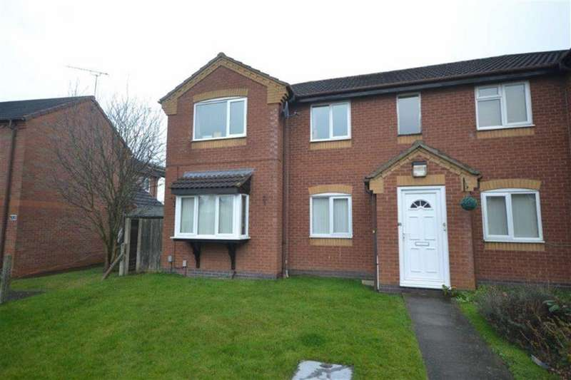 1 Bedroom Flat for sale in Eastboro Court, Attleborough, Nuneaton
