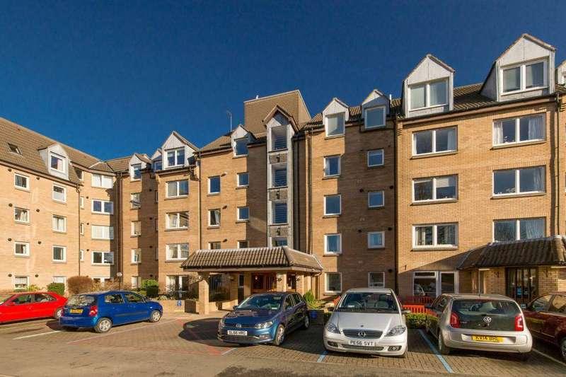 1 Bedroom Retirement Property for sale in 1/125 Homeross House, Mount Grange, Strathearn Road, Edinburgh, EH9 2QZ