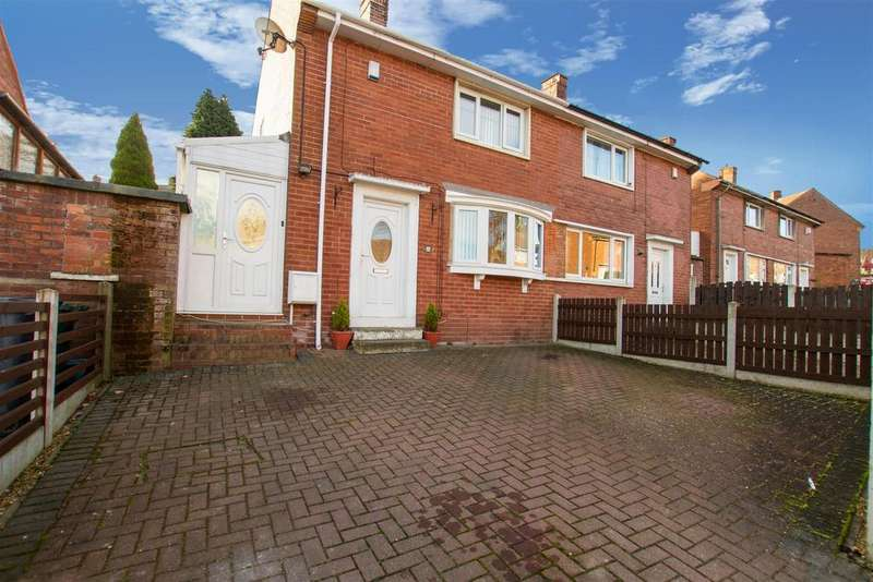 2 Bedrooms Semi Detached House for sale in Lovetot Road, Rotherham