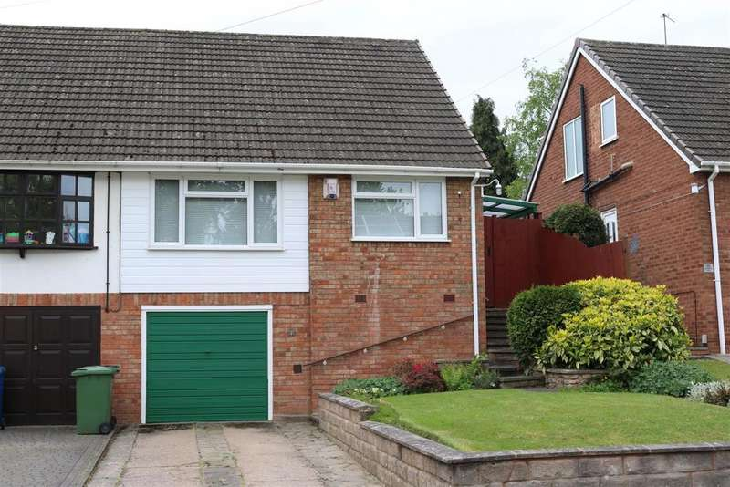 3 Bedrooms Semi Detached House for sale in Brookside Way, Wilnecote, Tamworth