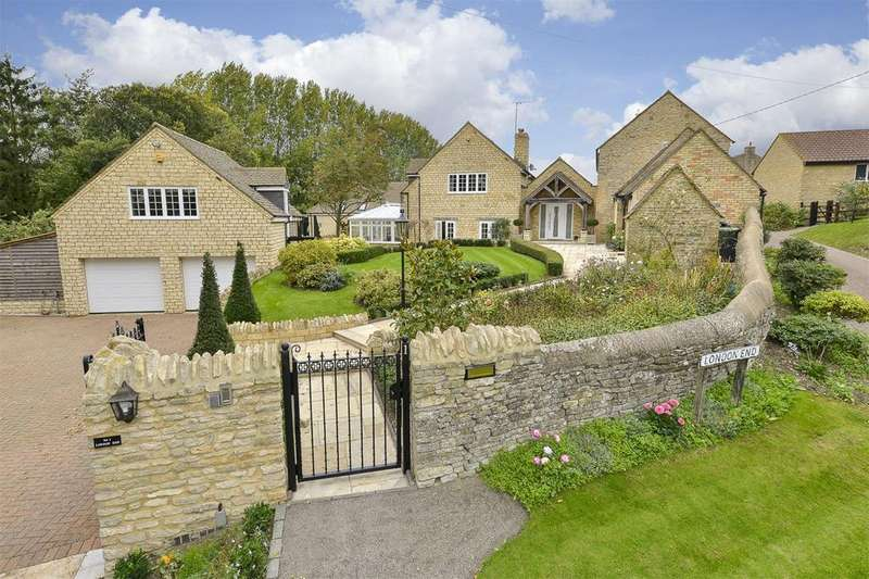 5 Bedrooms Detached House for sale in London End, Titchmarsh, Kettering, Northamptonshire, NN14