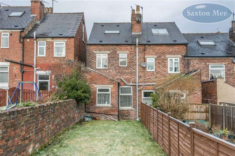 3 Bedrooms End Of Terrace House for sale in Darwin Road, Hillsborough, Sheffield, S6