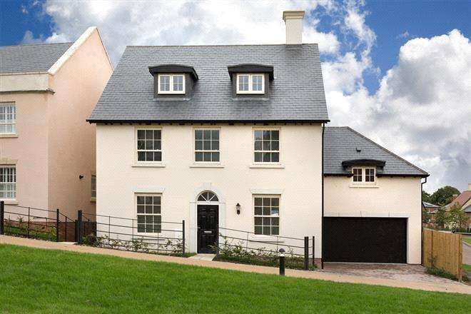 6 Bedrooms Detached House for sale in The Elliot, 39 Manor Road, Winchester Village, Hampshire, SO22