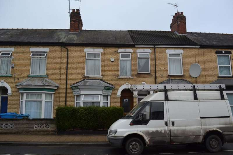 3 Bedrooms House for sale in Sharp Street, 93 Hardy Street 223 Newland, Hull, HU5