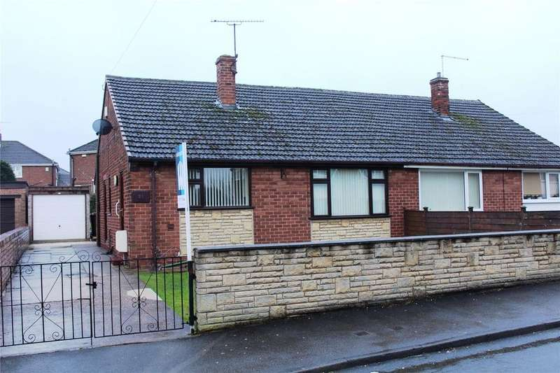 2 Bedrooms Semi Detached Bungalow for rent in Denholme Meadow, South Elmsall, WF9