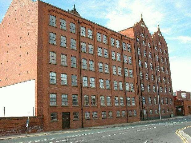 2 Bedrooms Flat for rent in Victoria Court, Victoria Street, Grimsby