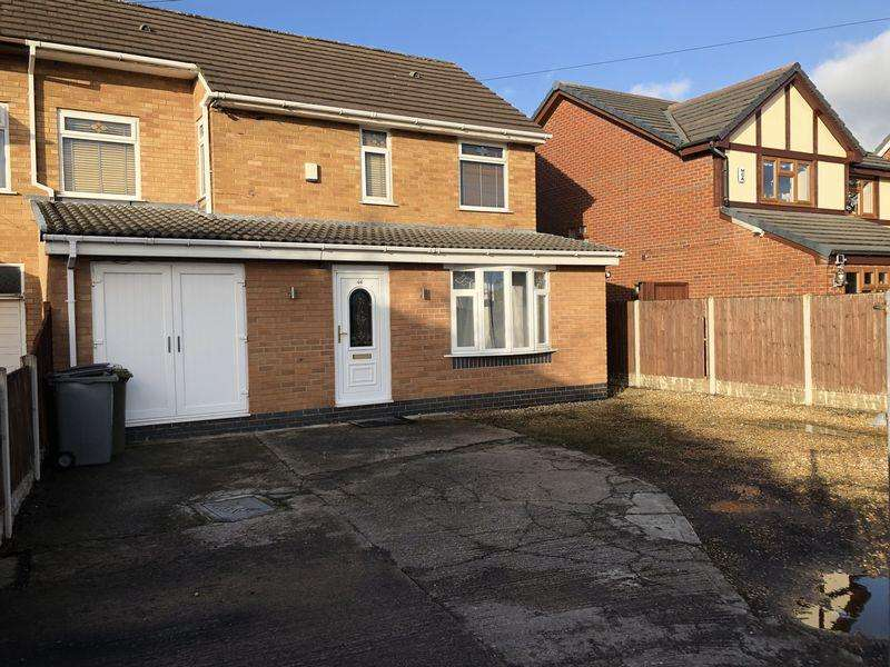 3 Bedrooms Semi Detached House for rent in Raby Drive, Moreton