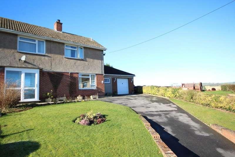 3 Bedrooms Semi Detached House for sale in Highfield, Stanton Drew