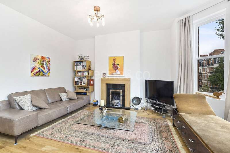 2 Bedrooms Flat for sale in Wymering Mansions, Wymering Road, Maida Vale, London, W9