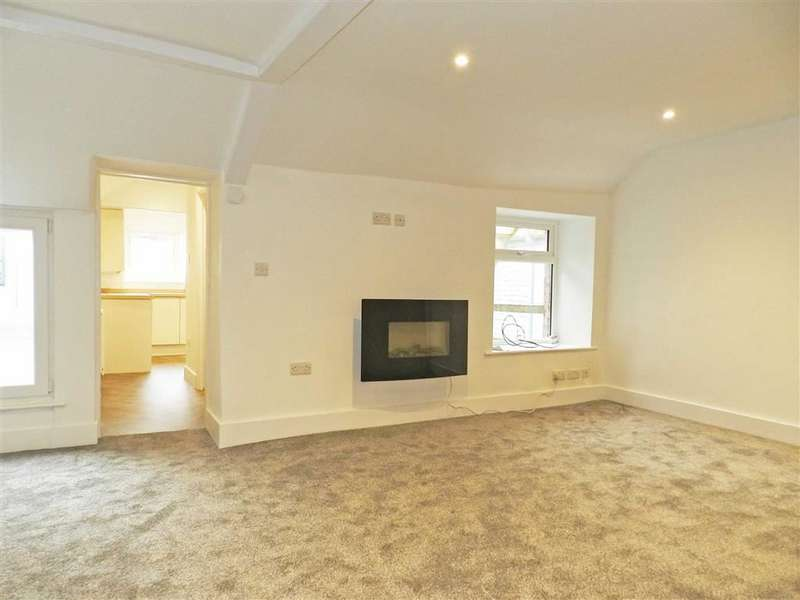 3 Bedrooms Flat for sale in Tregenna Place, St Ives