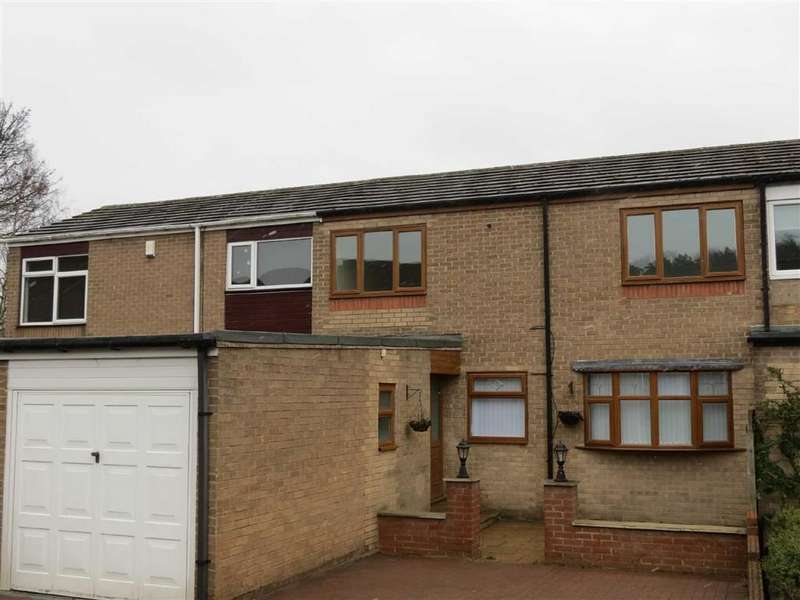 3 Bedrooms Terraced House for sale in Heatherlaw, Mayfield, Washington