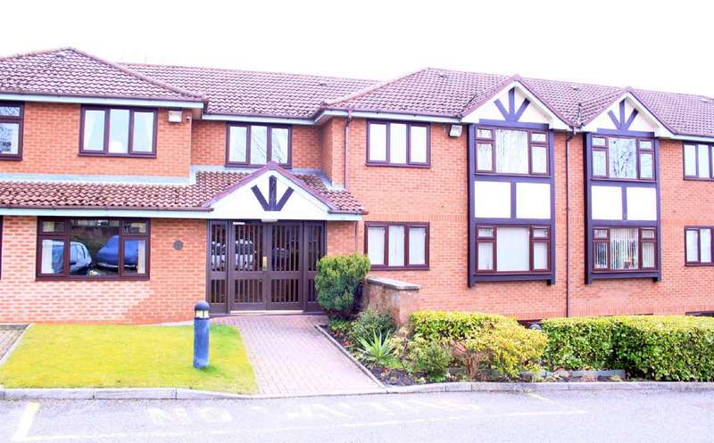1 Bedroom Flat for sale in Princes Court, Hawthorn Avenue, Monton