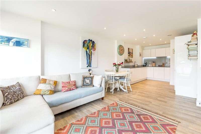 1 Bedroom Flat for sale in Massey House, 85 Hartfield Road, London, SW19