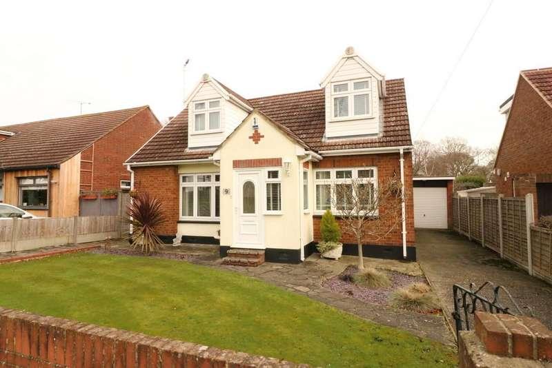 3 Bedrooms Detached House for sale in Hadleigh, Benfleet