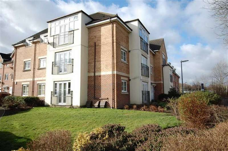 2 Bedrooms Apartment Flat for sale in Radulph Gardens, Liversedge, WF15