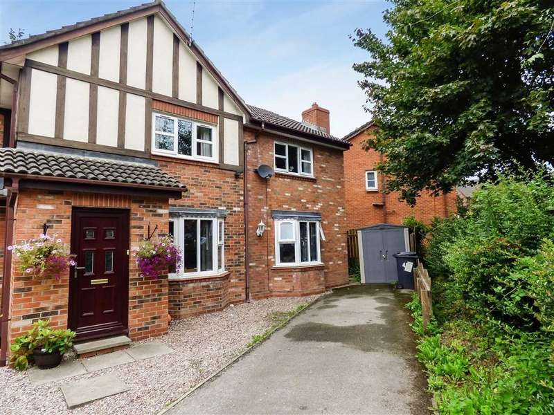 4 Bedrooms Mews House for sale in Beechfield Drive, Middlewich, Cheshire