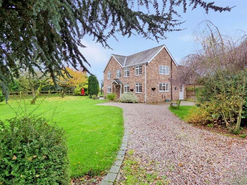 4 Bedrooms House for sale in Doncaster Cottages, Winsford, Cheshire