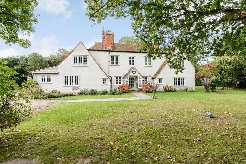 5 Bedrooms Detached House for sale in Margaretting, Ingatestone, Chelmsford, Essex, CM3