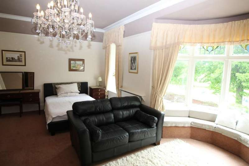 1 Bedroom House Share for rent in Townfield Villas, Townfields, doncaster dn1