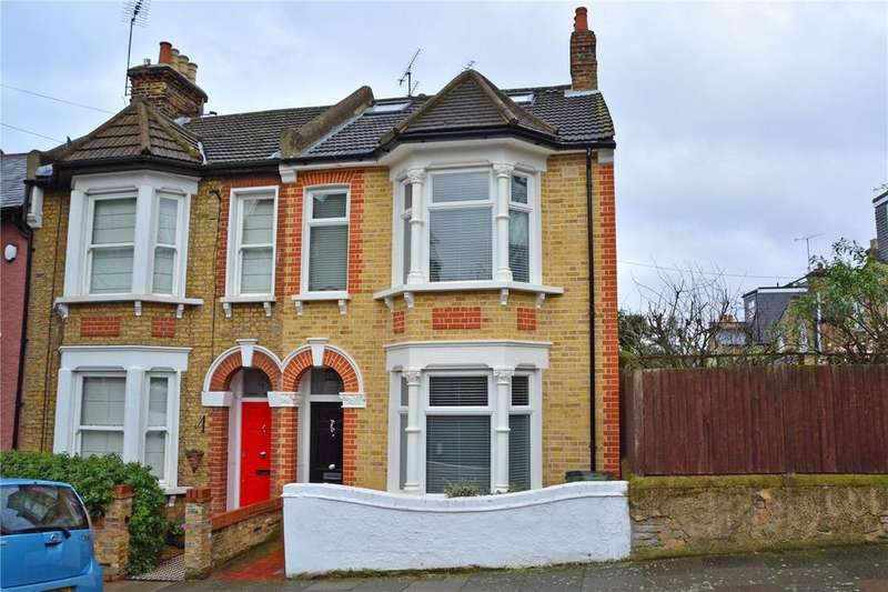 5 Bedrooms End Of Terrace House for sale in Kemsing Road, London, SE10