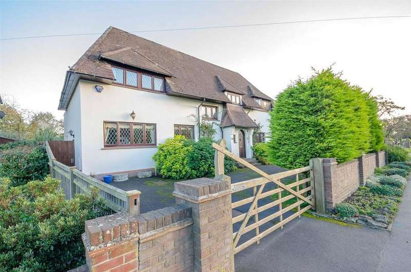 4 Bedrooms Detached House for sale in The Landway, Maidstone, Kent, ME14