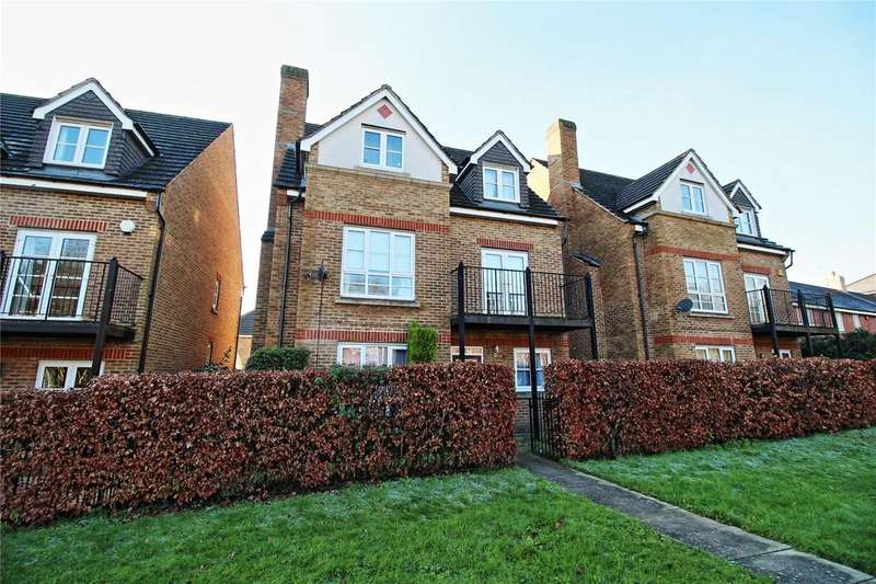 5 Bedrooms Detached House for rent in Chambers Walk, Stanmore, Middlesex, HA7