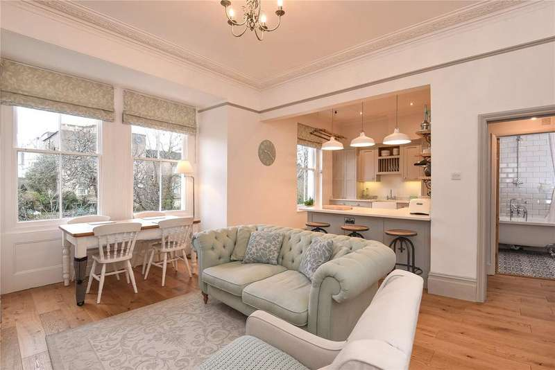 2 Bedrooms Apartment Flat for sale in Waverley Road, Redland, Bristol, BS6