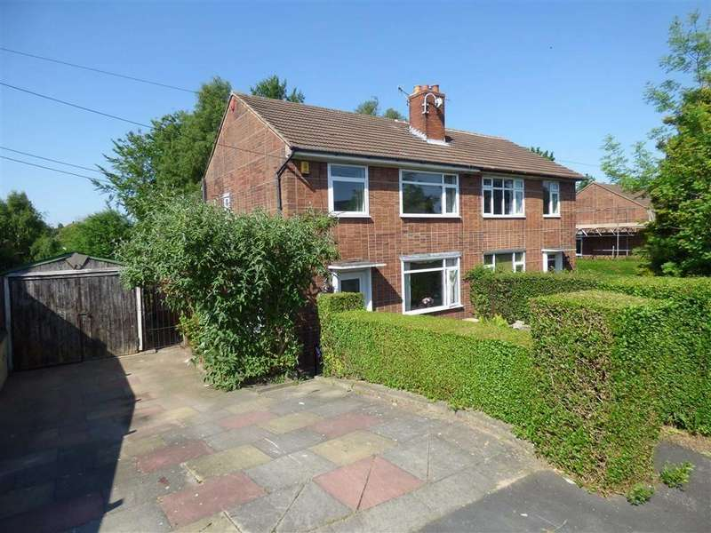 3 Bedrooms Semi Detached House for sale in Hereford Avenue, Clayton, Newcastle-under-Lyme