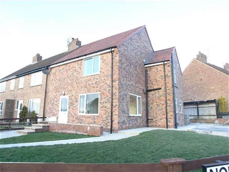 3 Bedrooms House for rent in Northfield Road, Driffield, East Yorkshire