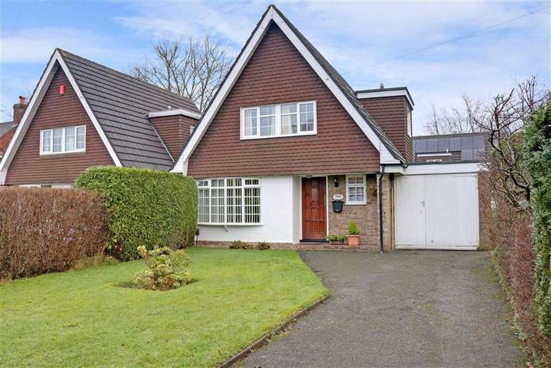3 Bedrooms Link Detached House for sale in Clayton Road, Clayton, Newcastle-under-Lyme