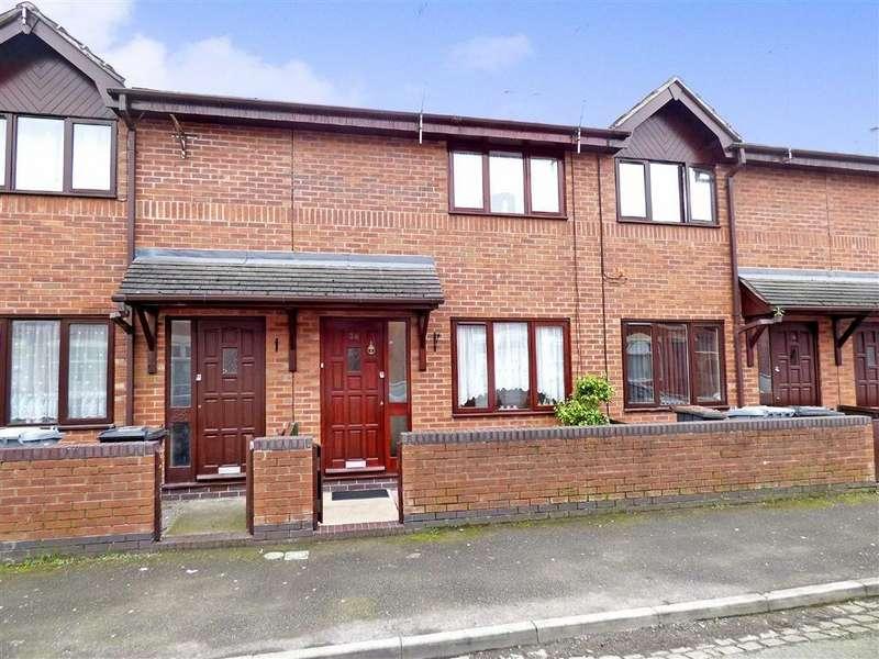 2 Bedrooms Terraced House for sale in Myrtle Street, Crewe