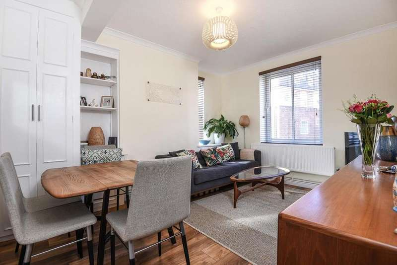 2 Bedrooms Flat for sale in West Lane, Bermondsey
