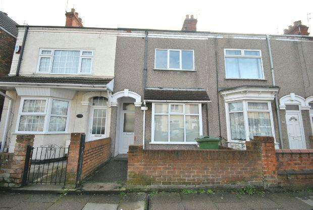 3 Bedrooms Terraced House for rent in Columbia Road, Grimsby
