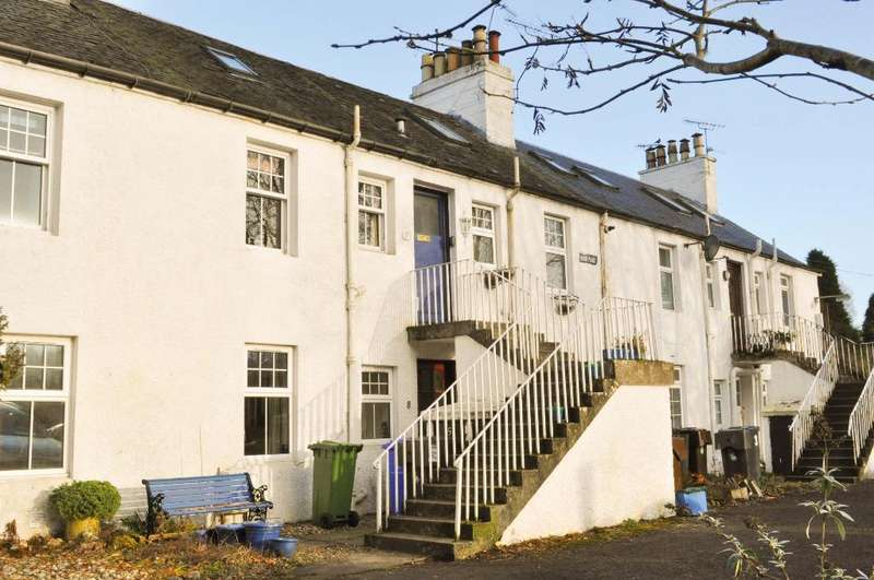 1 Bedroom Flat for sale in Wood Place, Blanefield, Stirlingshire, G63 9HZ