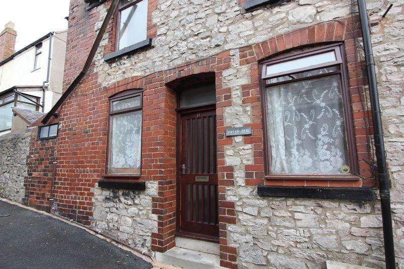 2 Bedrooms Terraced House for sale in Victoria Terrace, Denbigh